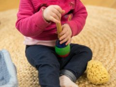 Early years settings such as nurseries and childminders can remain open (Andrew Matthews/PA)
