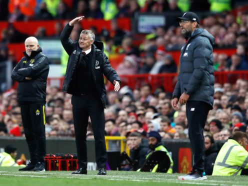 Ole Gunnar Solskjaer's Manchester United cannot be considered underdogs, insists Jurgen Klopp (PA)