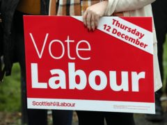Scottish Labour has announced its timetable for replacing Richard Leonard as party leader (Andrew Milligan/PA)