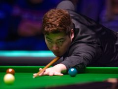 Yan Bingtao can become a national hero in China, according to WPBSA chairman Jason Ferguson (Zac Goodwin/PA)