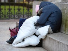 The Scottish Government has delayed reforms limiting the amount of time homeless people can be put up in hotels or B&Bs (Nick Ansell/PA)