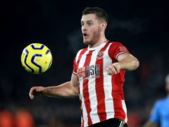 Sheffield United defender Jack O'Connell has suffered a setback in his recovery from a serious knee injury (Mike Egerton/PA)