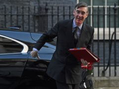 Leader of the House of Commons Jacob Rees-Mogg (Kirsty O'Connor/PA)
