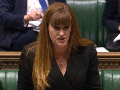 Kelly Tolhurst (House of Commons/PA)