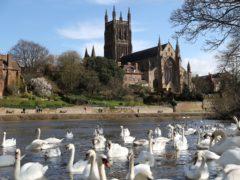 Worcester (David Davies/PA)
