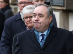 Alex Salmond has said he would appear in February (Andrew Milligan/PA)