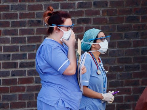 The Government has been urged to review the effectiveness of PPE (Danny Lawson/PA)