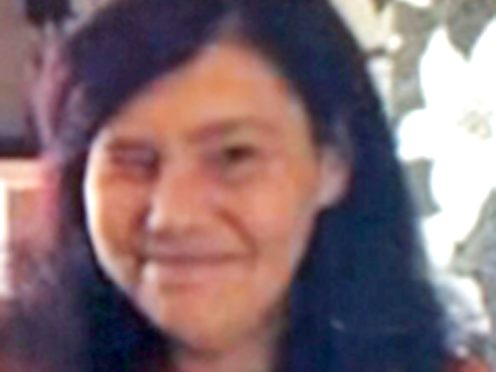 Susan Waring went missing from Darwen, Lancashire, in January 2019 (Family Handout/PA)