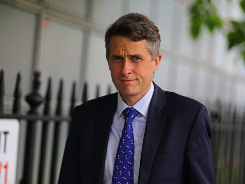 Education Secretary Gavin Williamson (Aaron Chown/PA)