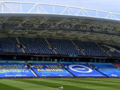 Brighton have pledged £25,000 to support a project for local schools (Mike Hewitt/NMC Pool/PA)