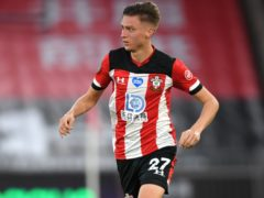 Southampton's Will Smallbone faces up to six months on the sidelines with an anterior cruciate ligament injury (Mike Hewitt/NMC Pool/PA)