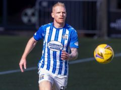 Kilmarnock's Chris Burke is taking care to prolong his career (Jeff Holmes/PA)