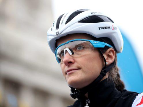 Lizzie Deignan has her sights set on the first women's Paris-Roubaix in 2021 (Bradley Collyer/PA)