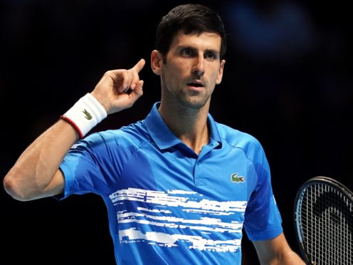 Djokovic's reported demands have been rejected (John Walton/PA)