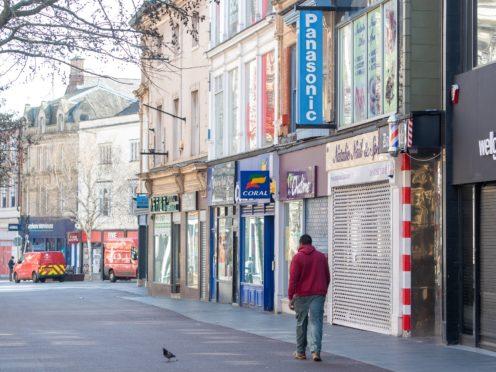 Poorest families hit hardest by Covid-19 'economic storm' (Joe Giddens/PA)