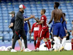 Liverpool manager Jurgen Klopp believes Thiago Alcantara will be like a new player after his injury-interrupted start to his Anfield career (Matt Dunham/PA)