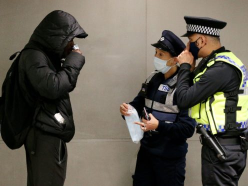 TfL have been enforcing the rules since July (Jonathan Brady/PA)