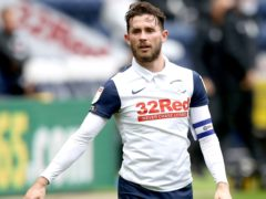 Alan Browne has committed to Preston (Martin Rickett/PA)