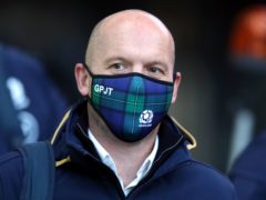 Scotland's head coach Gregor Townsend is relieved the Six Nations is going ahead (Jane Barlow/PA)