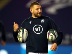 Finn Russell is back in Scotland's squad (Jane Barlow/PA)