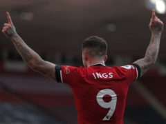 Danny Ings has been linked with a move away from St Mary's (Naomi Barker/PA)