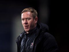 Bristol City manager Dean Holden was left satisfied after their FA Cup fourth-round win (Mike Egerton/PA)