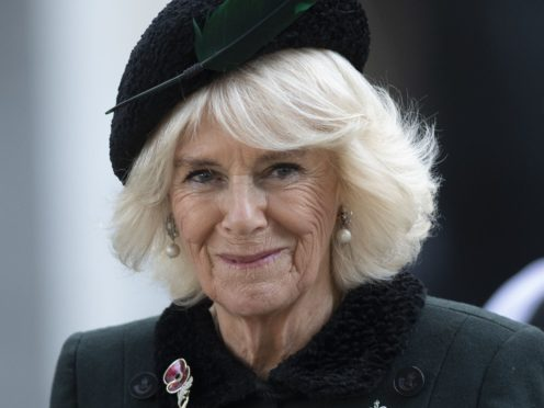 The Duchess of Cornwall has chosen the final instalment of Dame Hilary Mantel's Wolf Hall trilogy as a recommendation for her Reading Room project (Eddie Mulholland/The Daily Telegraph/PA)