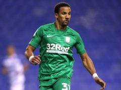 Scott Sinclair scored the only goal to beat Birmingham (David Davies/PA)