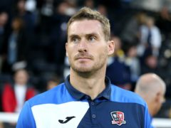Exeter boss Matt Taylor believes his side missed a glorious chance to reach the FA Cup fourth round (Nigel French/PA)