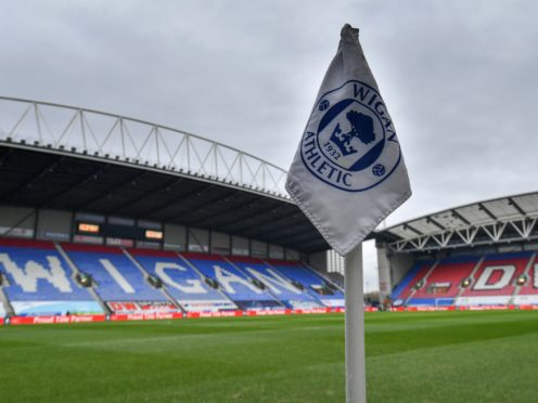 Wigan had been scheduled to play Wimbledon away before hosting Hull three days later (Anthony Devlin/PA).