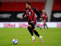 Bournemouth winger Arnaut Danjuma has been sidelined by a hamstring problem (John Walton/PA)