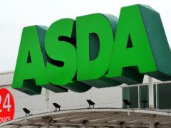 An Asda sign (Rui Vieira/PA)