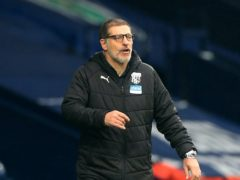 Slaven Bilic has moved to China after leaving West Brom (Mike Egetton/PA)