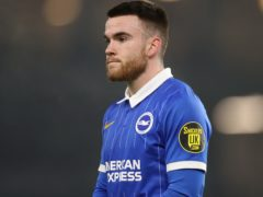 Aaron Connolly has scored only three Premier League goals since October 2019 (Naomi Baker/PA)