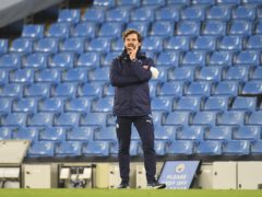 Andre Villas-Boas is under pressure at Marseille, whose training ground was stormed on Saturday (Peter Powell/PA)