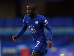 Thomas Tuchel wants to restore N'Golo Kante, pictured, to his classic ball-winning midfield role (Mike Hewitt/PA)