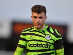Nicky Cadden was on target for Forest Green (Simon Galloway/PA).