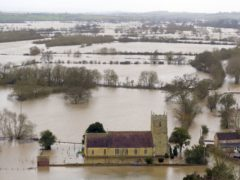 The Environment Agency has urged people to prepare for flooding (Steve Parsons/PA Wire)