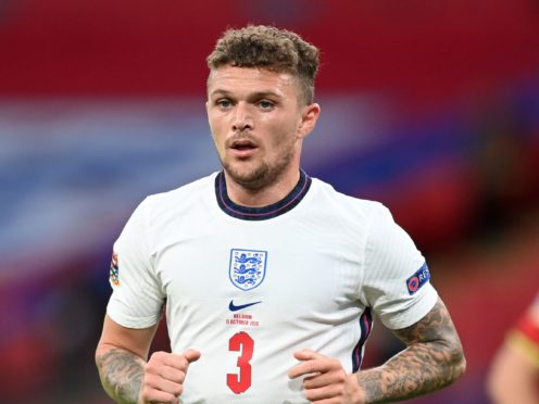 Kieran Trippier was banned for 10 weeks in December (Michael Regan/PA)