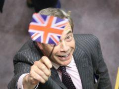 Nigel Farage is leader of Reform UK (Yui Mok/PA)