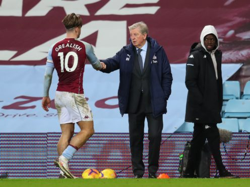 Crystal Palace manager Roy Hodgson has sympathy with Premier League players who are being told not to celebrate goals (Catherine Ivill/PA)