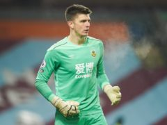 Burnley goalkeeper Nick Pope is not underestimating goal-shy Liverpool (Dave Thompson/PA)