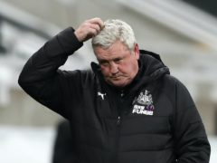 Newcastle head coach Steve Bruce has found himself in the firing line once again after a difficult holiday period (Scott Heppell/PA)