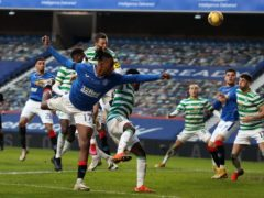 Callum McGregor's own goal handed Rangers a 19-point lead (Andrew Milligan/PA)