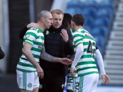 Manager Neil Lennon is among those who have been told to self-isolate (Andrew Milligan/PA)