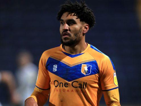 Jamie Reid was on target as Mansfield beat Oldham (Mike Egerton/PA)