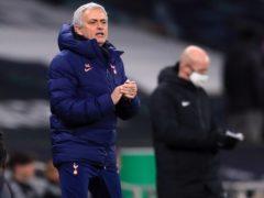 Jose Mourinho has reached a fifth League Cup final (Adam Davy/PA)