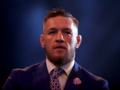 Conor McGregor was beaten at Fight Island in Abu Dhabi (Scott Heavey/PA)