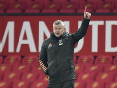 Ole Gunnar Solskjaer's side are back on top (Peter Powell/PA)