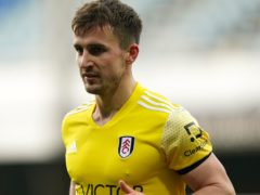 Fulham defender Joe Bryan is preparing for a rare Premier League start (Tess Derry/PA)